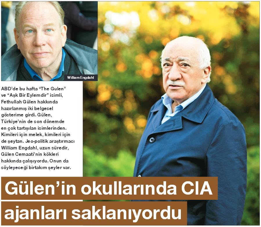 CIA'NIN HOCAEFENDİSİ | 26 Ağustos Blog